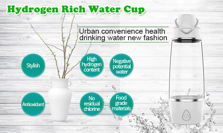 001 ads hydrogen water cup E