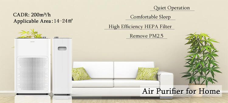 001 air purifier A3C