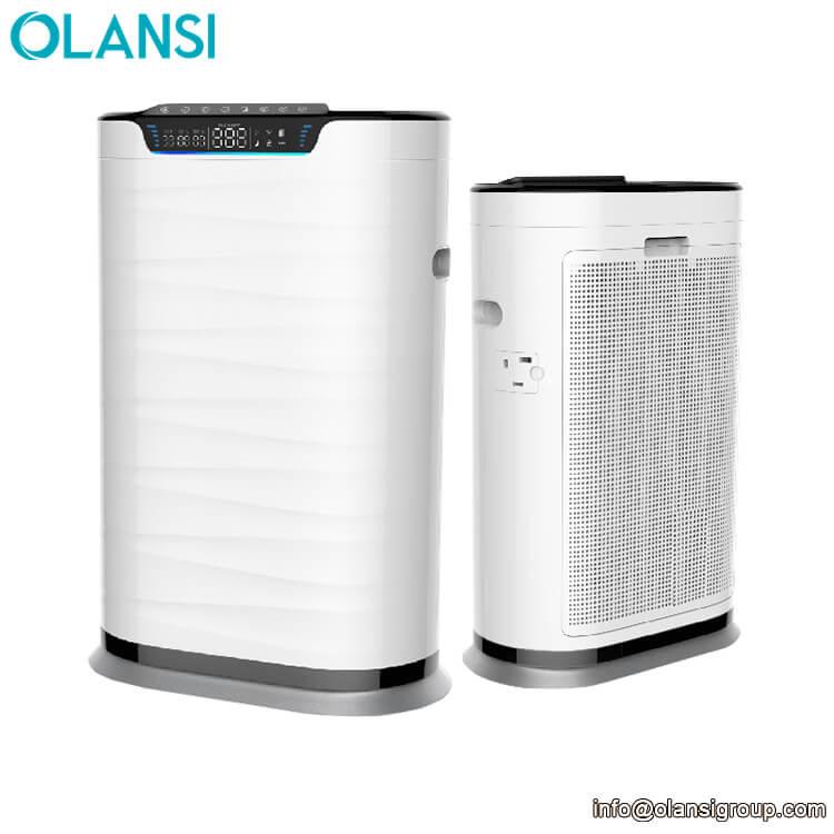 002 air purifier wheel k09c
