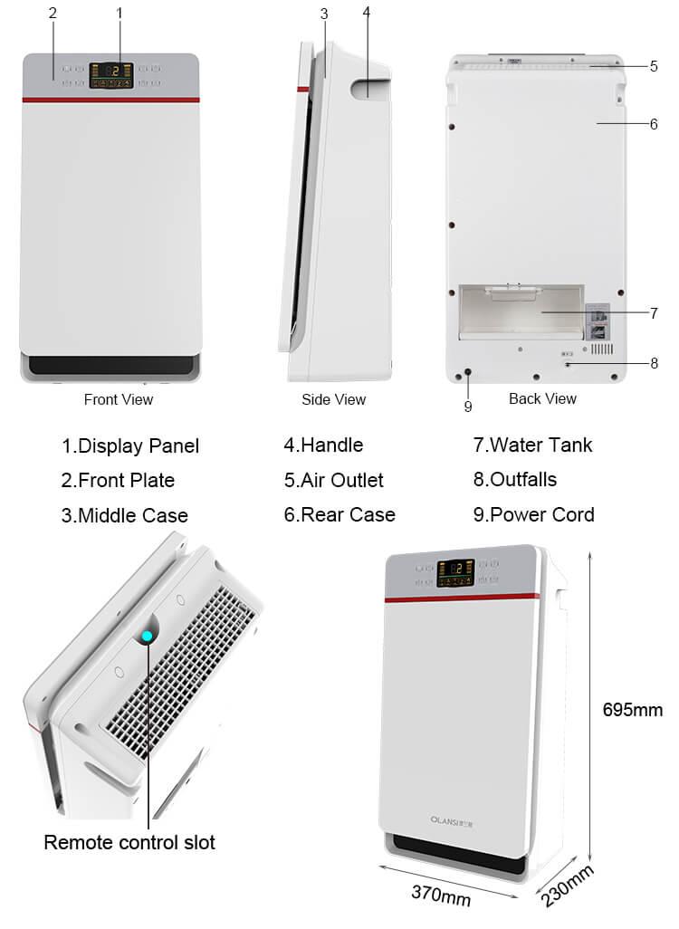 002 humidifier air purifier k03a 1