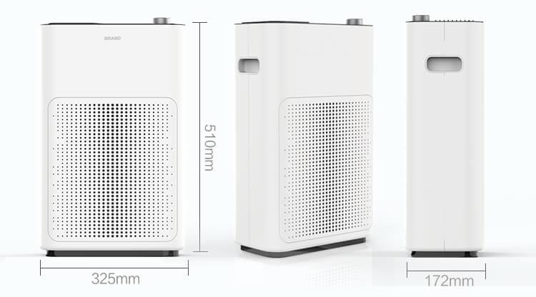 003 air purifier A3C