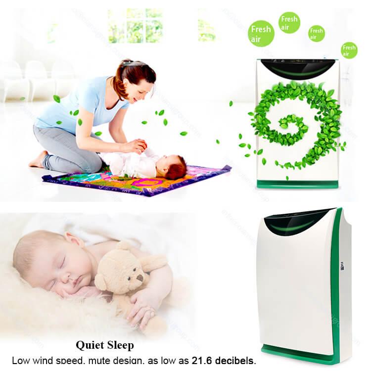 003 air purifier k02a