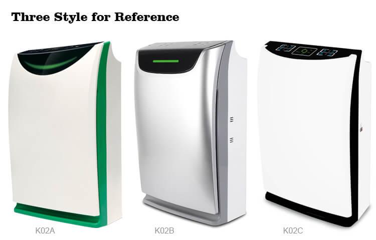 005 air purifier k02a