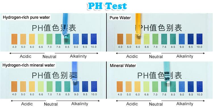hydrogen water bottle-H1