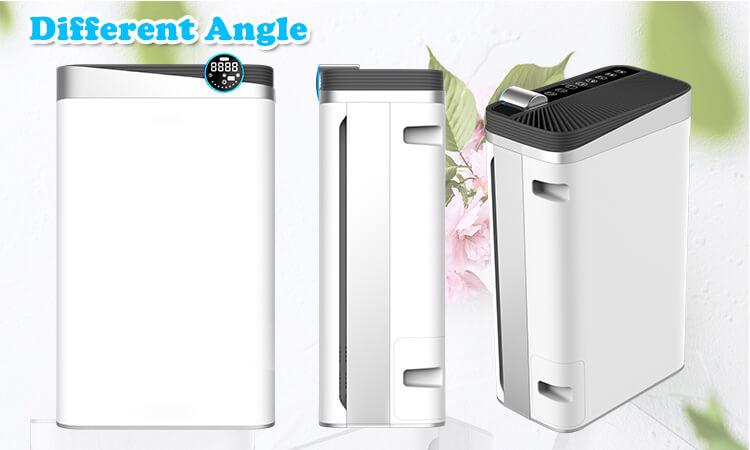 007 water air purifier angle k08e