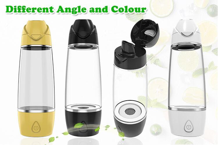 008 angle hydrogen water E