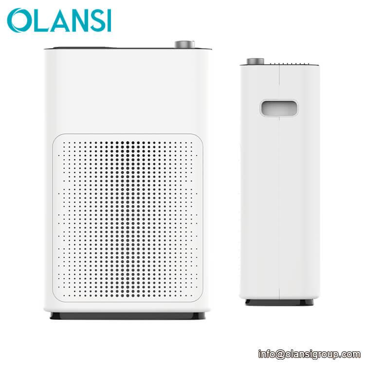 008 small air purifier a3c