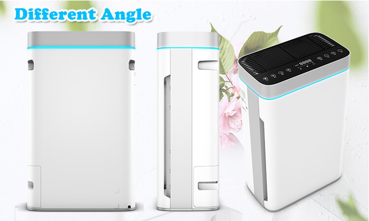 008 water air purifier angle k08d