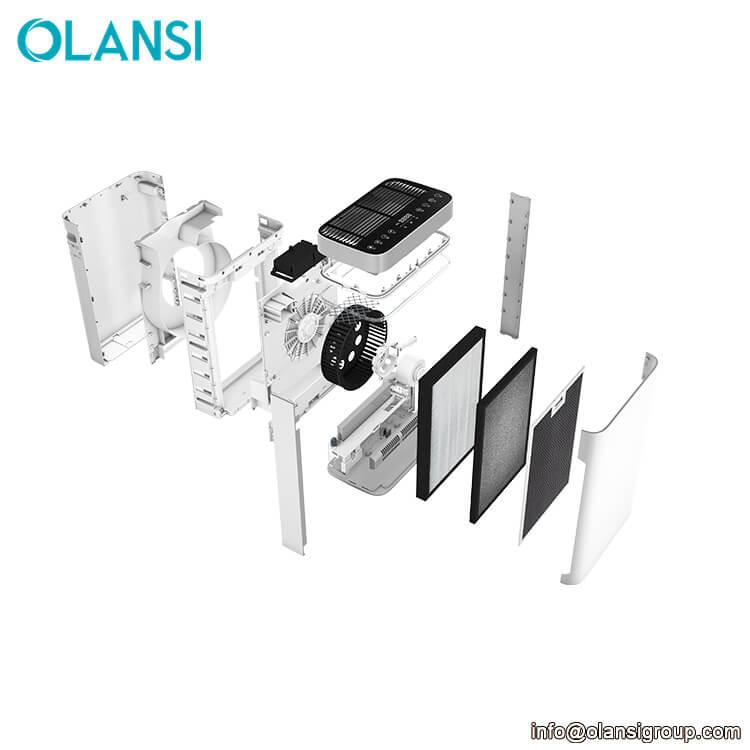 008 water air purifier k08d