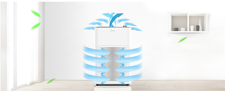 009 air purifier A3C