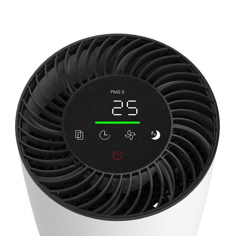Desktop Air Purifier A12 11