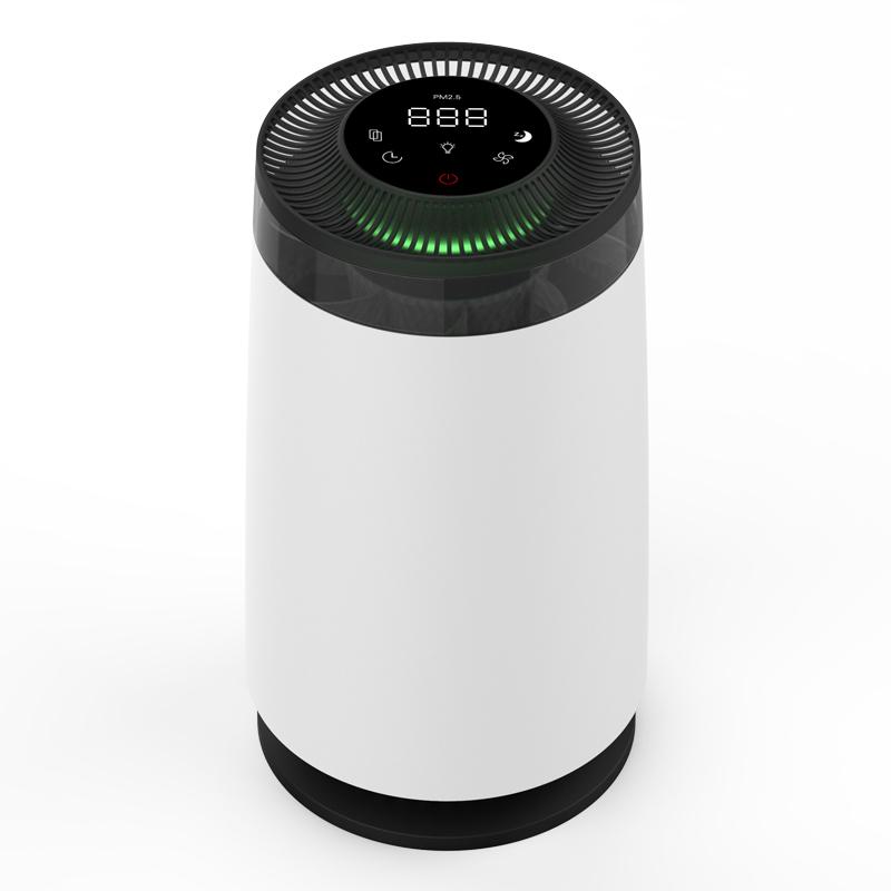 desktop air purifier A12B 4